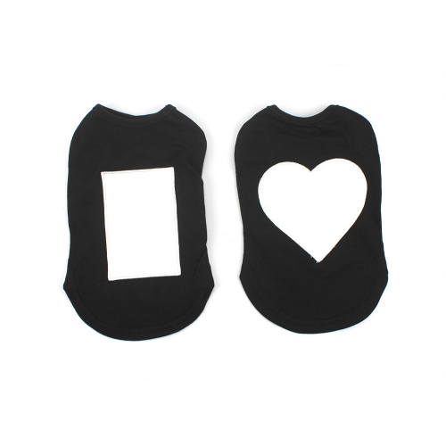 DIY Custom Fashionable Blank Sublimation Pet Vest