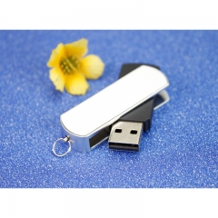 Blank Sublimation Metal USB With 8GB