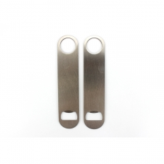 Personality Design  Blank Sublimation Metal Bottle Opener
