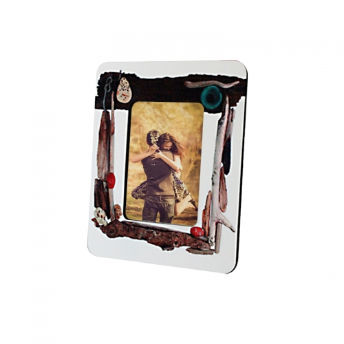 Personality Design Sublimation Blank MDF Photo Frame