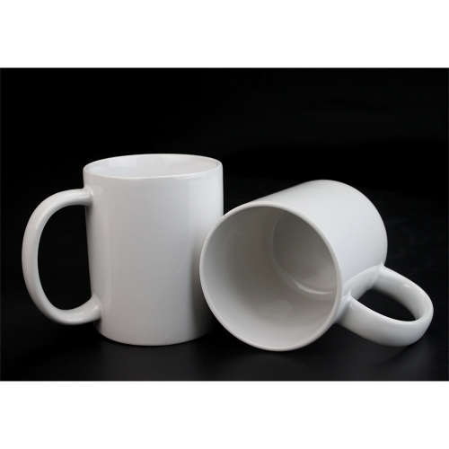 High Quality Sublimation Blank 2.5oz White Ceramic Mug