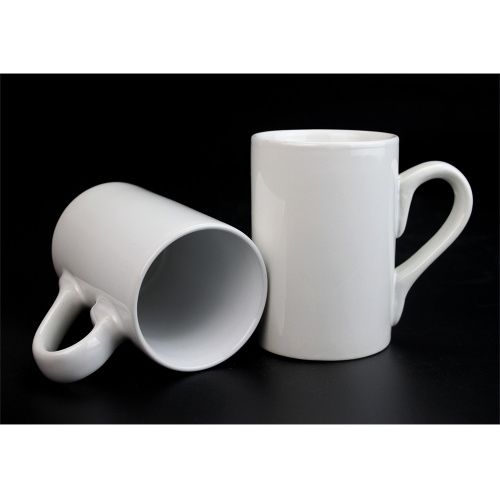 Durable Sublimation White Blank 6oz Small Ceramic Mug