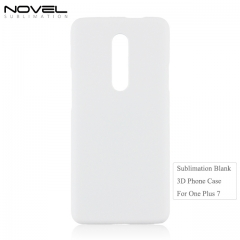 2019 New Arrival 3D Plastic Blank Phone Shell For Oneplus 7 Pro