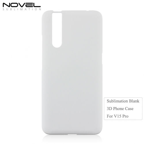 New Hot Sales 3D Sublimation Blank Phone Case  For Vivo V15 Pro