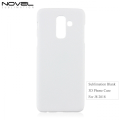 2019 Newly 3D Blank Phone Back Cover For Sam sung J8 2018