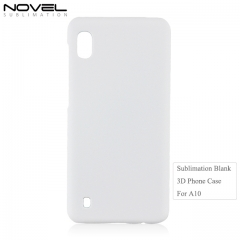 Newly Hot Sales Blank Sublimation 3D PC Phone Housing for Galaxy A10