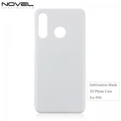 New Arrival Sublimation 3D Blank Custom Cellphone Phone Case For Moto P40