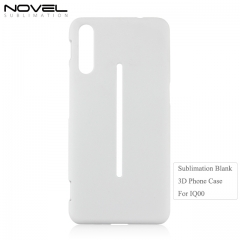New Arrival 3D Plastic Sublimation Phone Case For Vivo IQ00