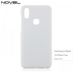Newly 3D Sublimation Phone Back Cover For Vivo V11i With Hole