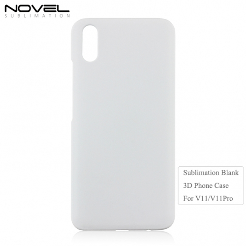 3D Sublimation Phone Back Cover For Vivo V11 Without Hole