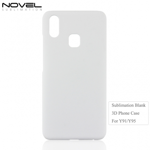 High Quality 3D Sublimation Blank phone Shell for Vivo Y91