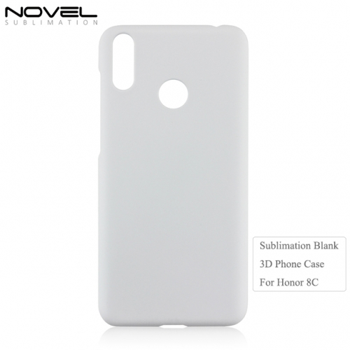 3D Heat Transfer Blank Phone Shell For Huawei Honor 8C