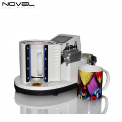 Factory Wholesale Pneumatic Mug Heat Press Machine On Hot Sales