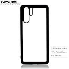 High Quality Sublimation Blank 2D TPU Phone Shell For Huawei P30 Pro