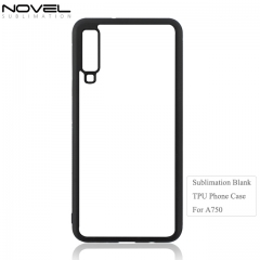 High Quality 2D Soft TPU Sublimation Phone Case For Galaxy A750