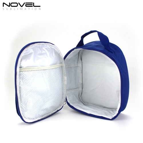 Sublimation Blank Stylish and convenient portable color lunch bag