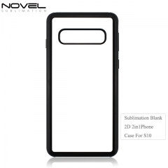 Newly Double 2D 2IN1 Sublimation Blank Phone Case For Galaxy S10