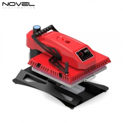 New Touch Screen Digital Sublimation Heat Press Machine For printing T-shirt, Puzzle,Mouse Pads