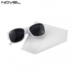 Custom Digital Printing Blank Micro Fiber Glasses Cleaning Cloth