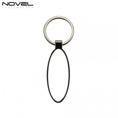2019 New Sublimation DIY Personality Blank Metal Bottle Opener Keychain
