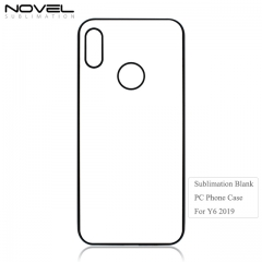 2019 New Arrival 2D Plastic Blank Phone Case For Huawei Y6 2019