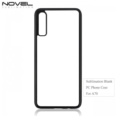 High Quality 2D Sublimation PC Blank Phone Case For Sam sung A70