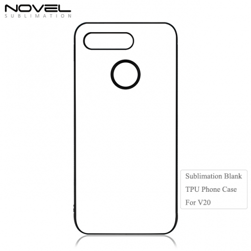 High Quality Sublimation Blank 2D TPU Phone Housing For Huawei Honor V20