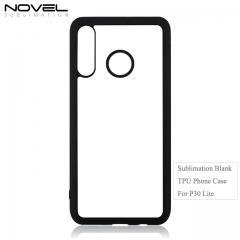Newly  Sublimation Blank 2D TPU Phone Shell For Huawei P30 Lite