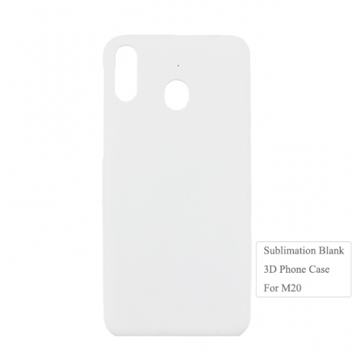 2019 Newly Custom 3D PC Blank Cellphone Case For Sam sung M20