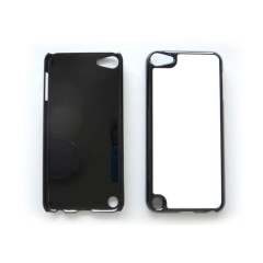 Wholesales 2D Plastic Sublimation Phone Case for iPod Touch 5