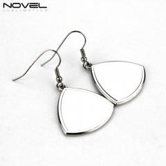 Popular Fashion DIY Sublimation Blank Earrings