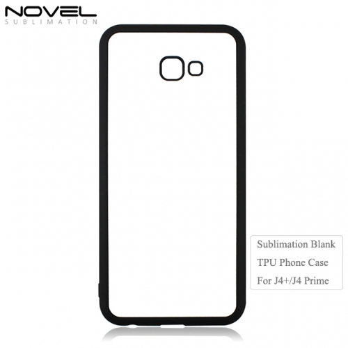 Hot Selling 2D Soft TPU Sublimation Phone Case For Sam sung J4 Plus