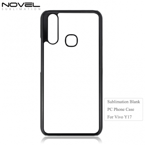 Wholesales Blank 2D PC Sublimation Cell Phone Case Printing For Vivo Y17