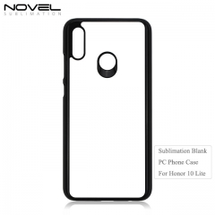 Personality DIY 2D PC Blank Cellphone Case For Huawei Honor 10 lite