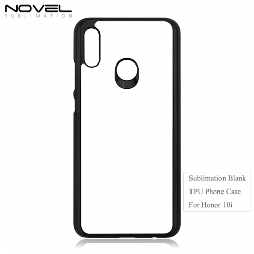 Custom Printing 2D PC Blank Cellphone Case For Huawei Honor 10i