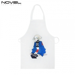 Personalised Custom Design Eco Friendly Cooking painting Apron For Kids Adult