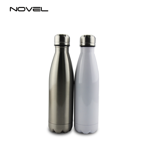 Custom Printing Sublimation Blank Stainless Steel Coke Watter Bottele