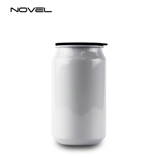 Custom Printing Sublimation Blank 350ml White Coke Can