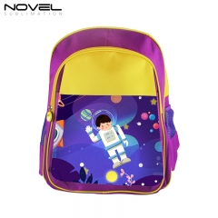 Personality Diy Blank Sublimation Large Kids Backpack
