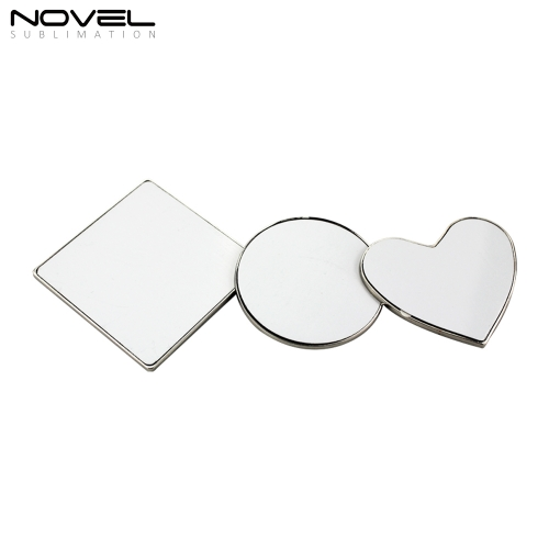 Fashionable DIY Sublimation Metal Fridge Magnet Sticker