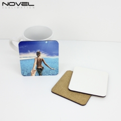 High Quality Newly Blank Sublimation Square MDF Coaster