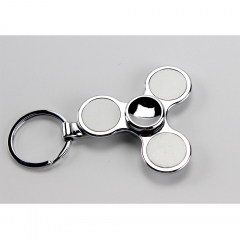 New Style Popular Sublimation Keychain Fingertip Gyroscope