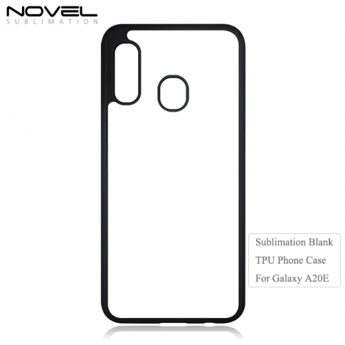 Sublimation Blank Printing 2D TPU Phone Case For Galaxy A20E