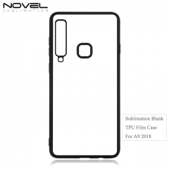 Personality Fashion Blank 2D TPU Film Phone Case For Galaxy A9 2018