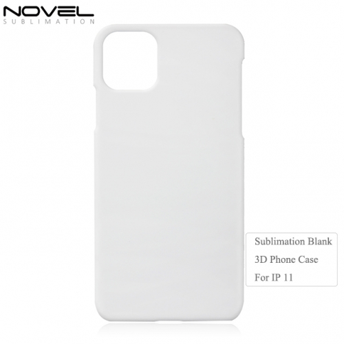 Factory Wholesales New Blank Sublimation 3D Phone Case For iPhone 11 Pro