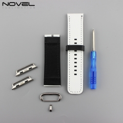 New Personality Blank Sublimation Watch Band For iWatch 1.2.3