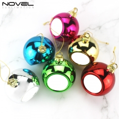 Exquisite DIY Blank Sublimation Christmas Ornament ball