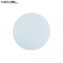 Factory Price Dye Blank Sublimation Round Mouse Pad