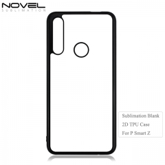 High Quality Blank 2D Tpu Phone Case For Huawei P Smart Z