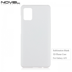 Hot Sales 3D Sublimation Blank Cell Phone Case For Galaxy A71